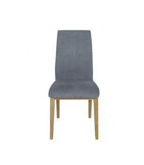 Krzesło bukowe szare