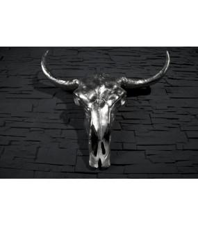 Dekoracja Matador Srebrna