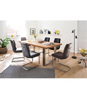 Stół Rozkładany DAYTON Dąb dziki do salonu