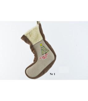 Skarpeta Świąteczna mała 30 cm x 45 cm