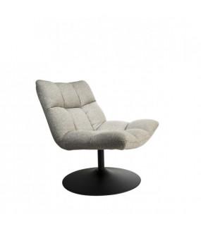 Wygodny fotel do salonu w stylu nowoczesnym. Sprawdzi się w domowej biblioteczce. Idealny do pokoju w stylu skandynawskim.