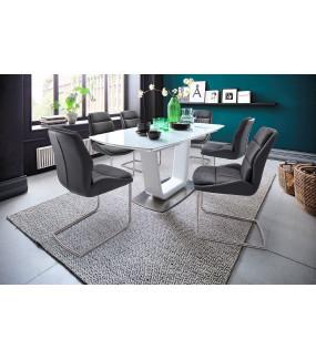 Stół rozkładany XANDER 180 cm - 230 cm biały