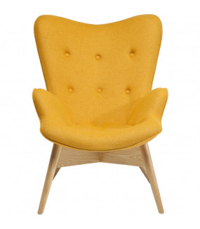 Fotel Angels Wings Yellow Eco