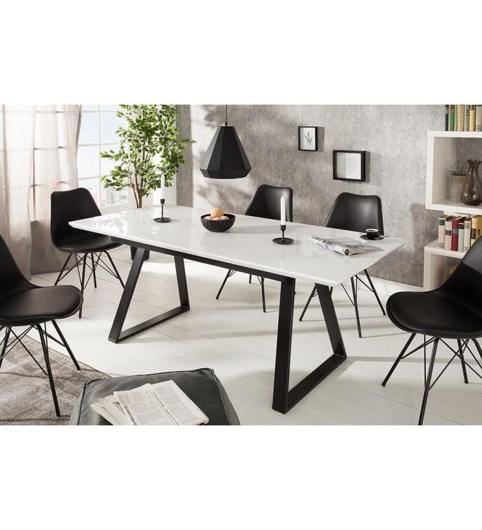 Stół rozkładany Appartment 140 cm - 180 cm biały