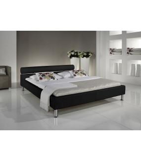 Łóżko ANELLO czarne