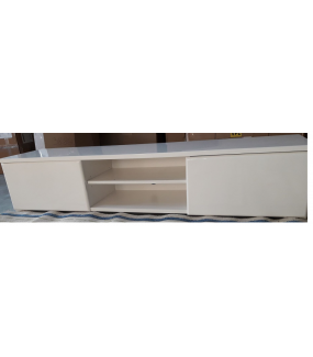 Stolik pod TV Classic 180 cm biały