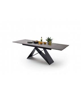 Stół Rozkładany KOBE 160 Cm - 200 Cm - 240 Cm Antracytowy