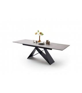 Stół Rozkładany KOBE 160 Cm - 200 Cm - 240 Cm jasnoszary