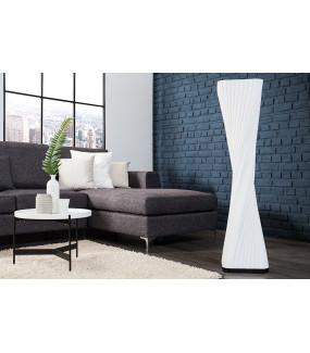 Lampa podłogowa Harmony 120 cm biała
