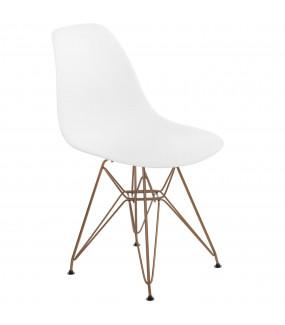 Krzesło P016 PP białe