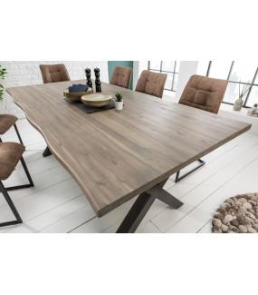 Stół Genesis 200 cm akacja szara