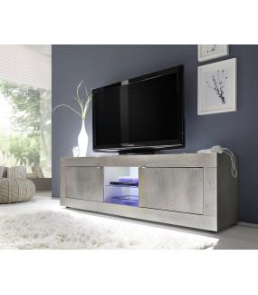 Stolik pod TV BASIC 181 cm w kolorze pinia biała