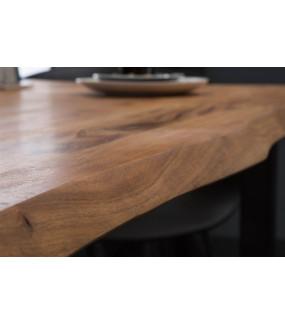 Stół w stylu industrialnym do salonu