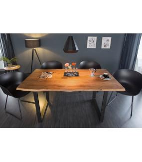 Stół Mammut 160 cm dzika akacja do salonu