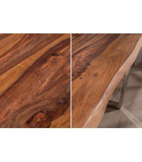 Stół Mammut w stylu industrialnym do salonu