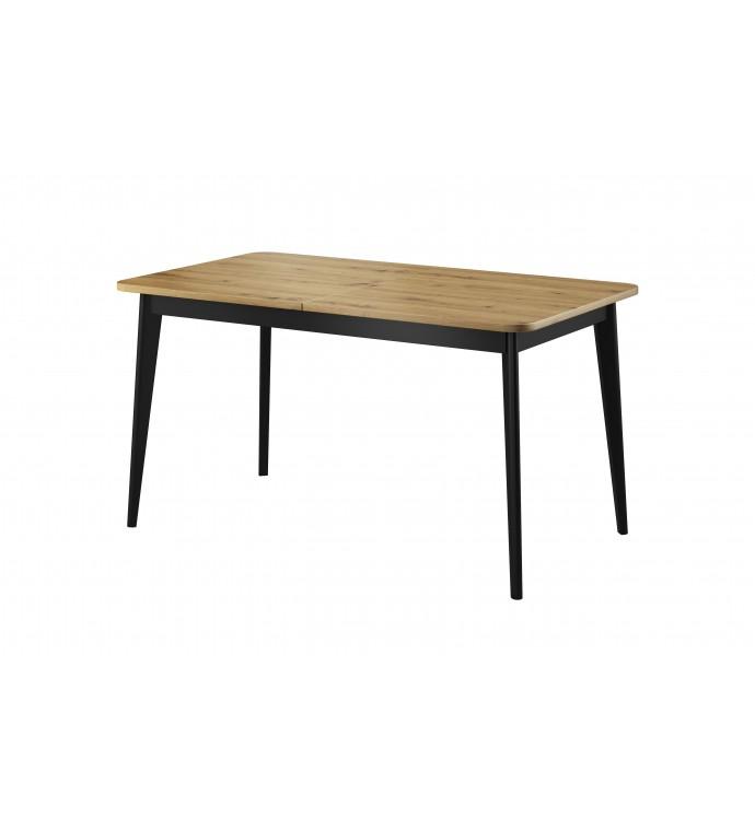 Stół rozkładany MERKURY dąb Artisan