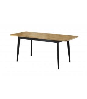 Stół rozkładany MERKURY dąb Artisan do jadalni