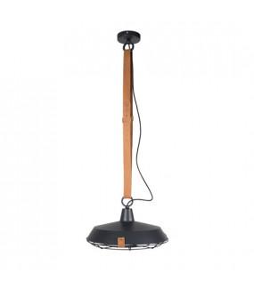 Lampa Dek 40 Antracytowa