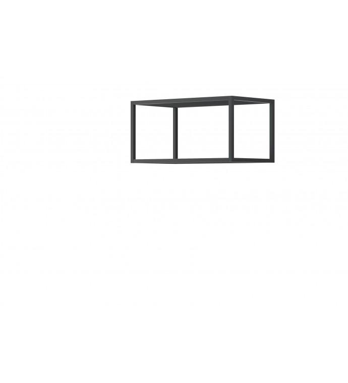 Półka WENUS 60 cm Czarna