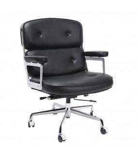 Fotel biurowy ICON PRESTIGE PLUS czarny