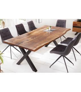Stół ZAMBEZI  X 180 cm drewno Sheesham  do jadalni