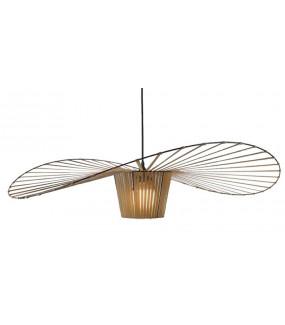 Lampa Wisząca CAPELLO 140 cm Brązowa