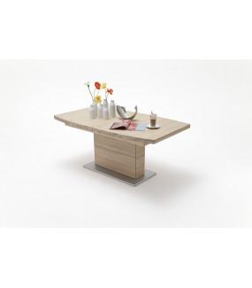 Stół Rozkładany CORATO B Dąb Bianco