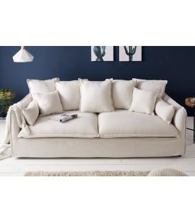 Sofa Heaven 215 cm naturalna