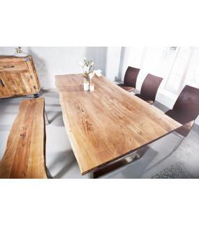 Stół Maamut 160 cm akacja