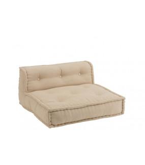 Poduszka Siedzisko Na Paletę Low Cotton Beżowa
