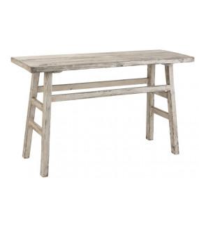 Konsola Ibiza Wood 140 cm biała