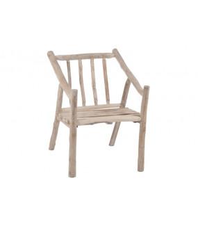 Krzesło Branchess naturalne