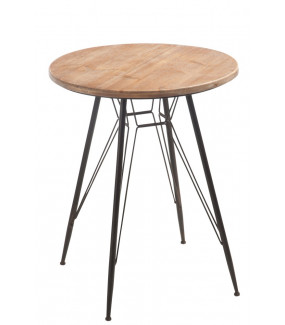 Stół Bistro 66 cm nautralny