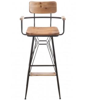 Krzesło barowe Bistro  do jadalni