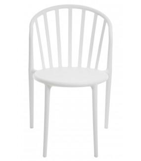 Krzesło Andy białe do salonu