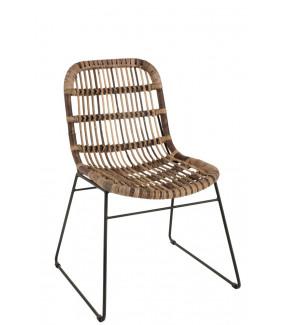 Krzesło Billie naturalne