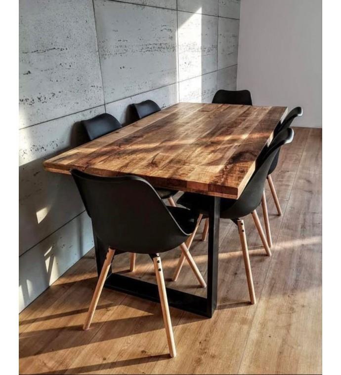 Stół Iron Craft 180 cm drewno Mango