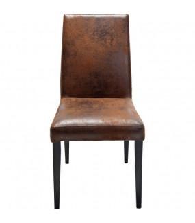 Krzesło Casual antyczny brąz