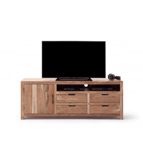 Stolik pod TV WILLOW 175 cm akacja