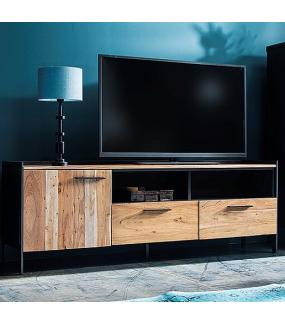 Stolik pod TV KUBA 176 cm akacja