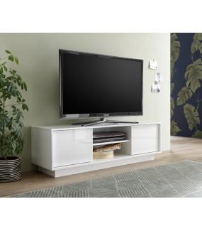 Stolik pod TV ICEE 139 cm biały