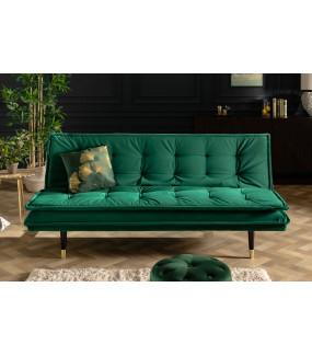 Sofa Maravillo 184 cm szmaragdowo-zielona