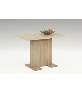 Stół rozkładany BRITT 110 cm - 150 cm dąb sonoma