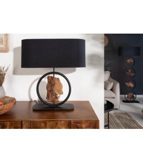 Lampa stołowa Elit 55 cm czarna