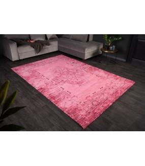 Dywan Pope 240 cm x 160 cm różowy