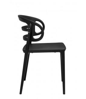 Nowoczesne krzesło na taras