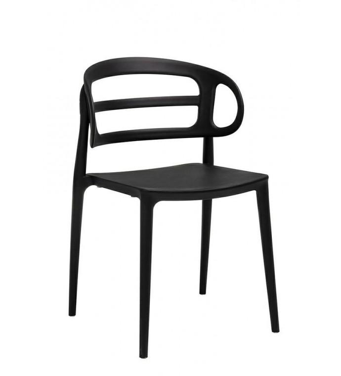Krzesło Marcus czarne