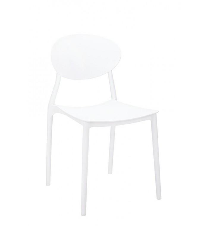 krzesło FLEX białe