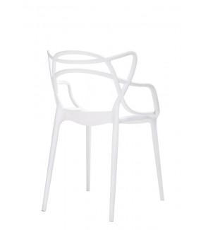 krzesło HILO białe do salonu