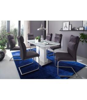 Stół rozkładany NAJUMA 140 cm - 180 cm biały